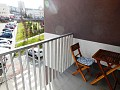 Apartmán *** Bratislava - balkón